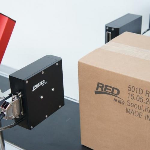 Струйный принтер-маркиратор с высоким разрешением печати (High resolution inkjet printer) RED HIRES