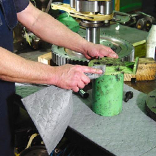 Сорбенты для обслуживания и ремонта (BRADY)