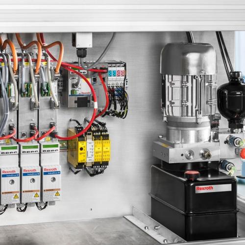 Bosch Rexroth (Автоматика, гидравлика, пневматика, сборочные и конвейерные технологии)