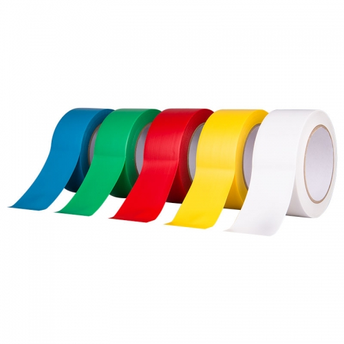 Разметочная клейкая лента ПВХ (GLOBE 2535) PVC Lane Marking Tape