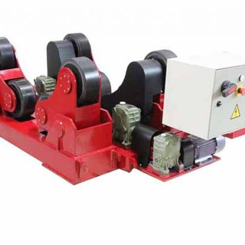 Роликовый блок серии HGZ до 40 тонн (с карданным валом)