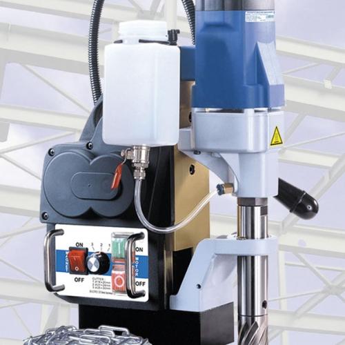 Магнитно-сверлильный станок (MAGPRO 35) Полуавтомат