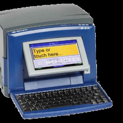 Термотрансферный принтер S3100 для печати этикеток (BRADY)
