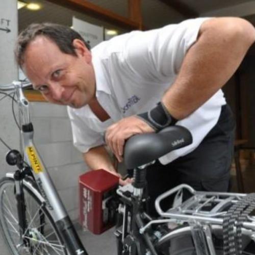 Маркировка велотранспорта