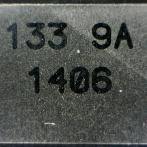 Лазерная маркировка элементов с золотым и никелевым покрытием