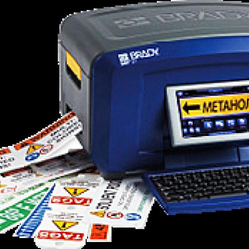 Принтер этикеток BBP35 (BRADY)