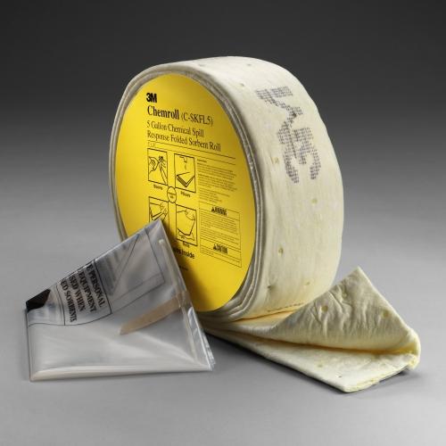 Сорбенты 3M™ для химических веществ