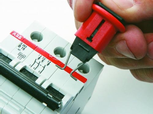 Блокираторы для миниатюрных электроавтоматов
