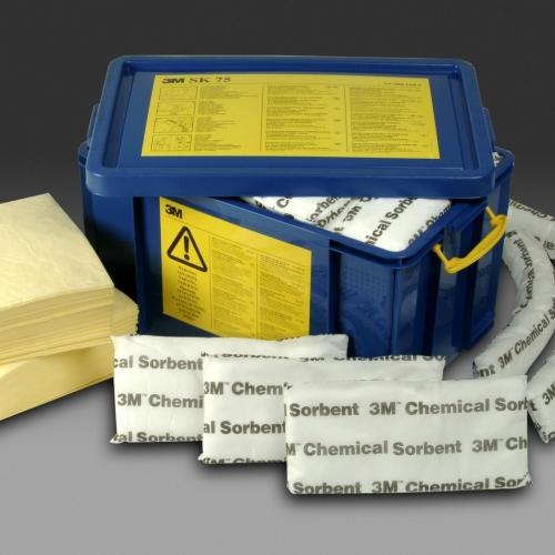 3M™ Наборы для ликвидации опасных разливов химических веществ