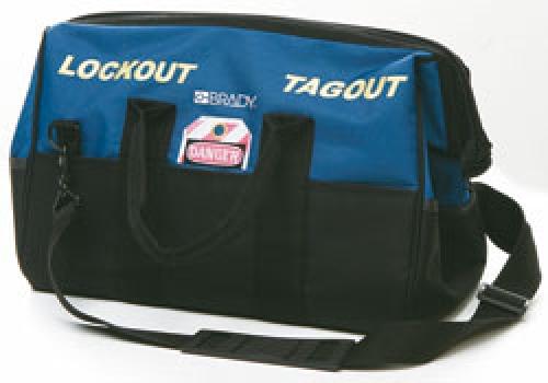Вместительная сумка для блокираторов
